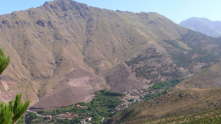 Trekking in the Atlas Mountains with Trek In Morocco