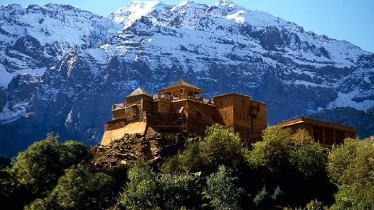 Morocco trekking: Imlil