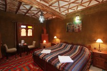 Riad Oussagou is a beautiful riad in Imlil