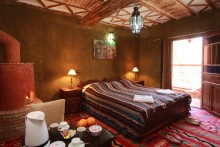 Trekking in the Atlas Mountains hotels and accommodation