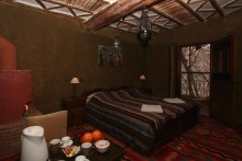 Morocco trekking accommodation.